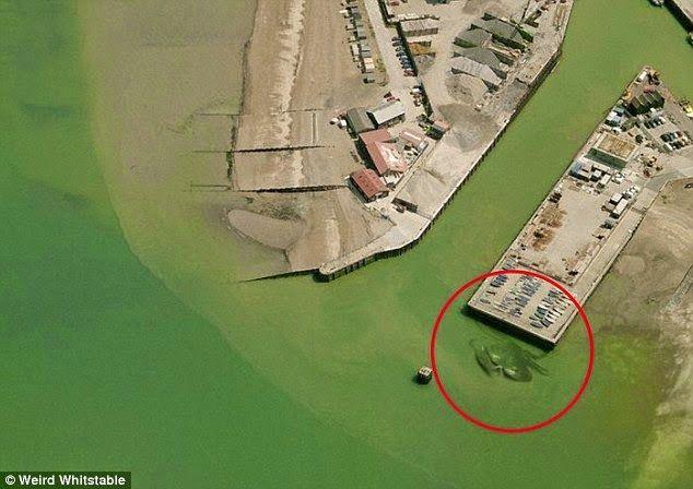 TVEstudio: ¡Hallazgo increíble! ¡Mira qué han encontrado gracias a Google Maps en Gran Bretaña!