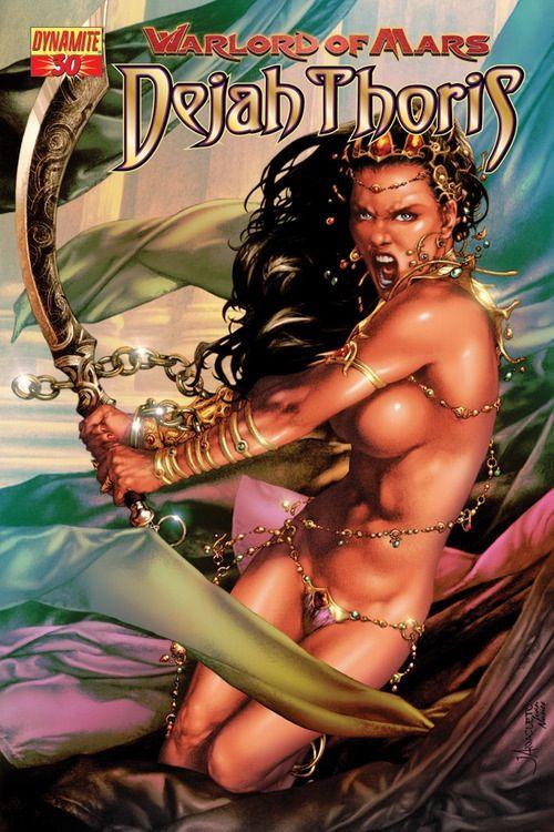 Warlord Of Mars: Dejah Thoris (2011) No. 50