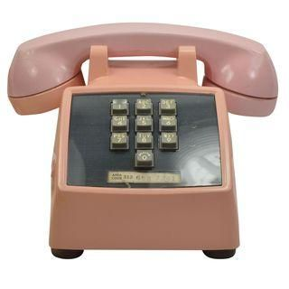 This Henry Dryfuss Designed 1964 Western Electric 10 Button Desk Phone Is A  Rare Findu2014in Fact, You Canu0027t Even Dial *69 On It.
