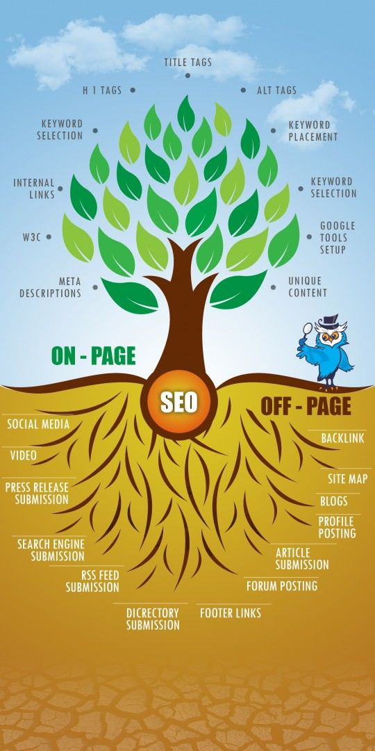 This is a great infographic to use to base your #SEO campaigns on! #searchengineoptimisation #SEOCampaigns
