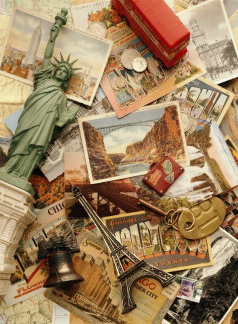 Em defesa do suvenir de viagem - Manual do Viajante - iG