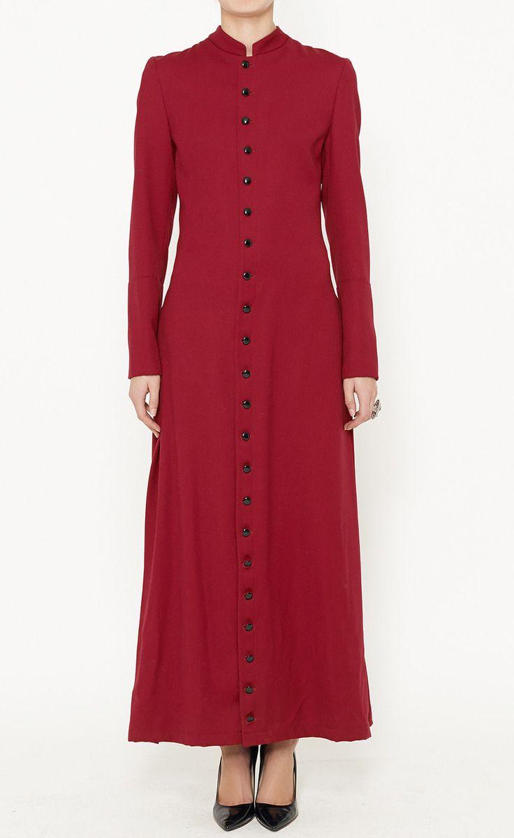 Dolce & Gabbana Red Coat | VAUNTE