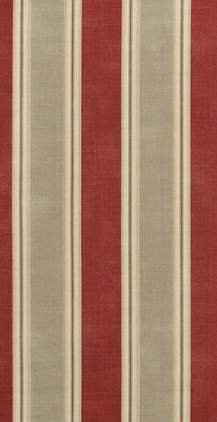 Waverly Country Club Crimson Red Home decor Fabric  $12.55  per yard