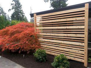 75 affordable backyard privacy fence design ideas - Fence Design Ideas