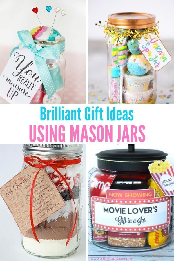 Brilliant Gift Ideas Using Mason Jars To Make Some Special Gifts For Friends And Family Diy Holiday Gifts Jar Gifts Christmas Mason Jars Diy