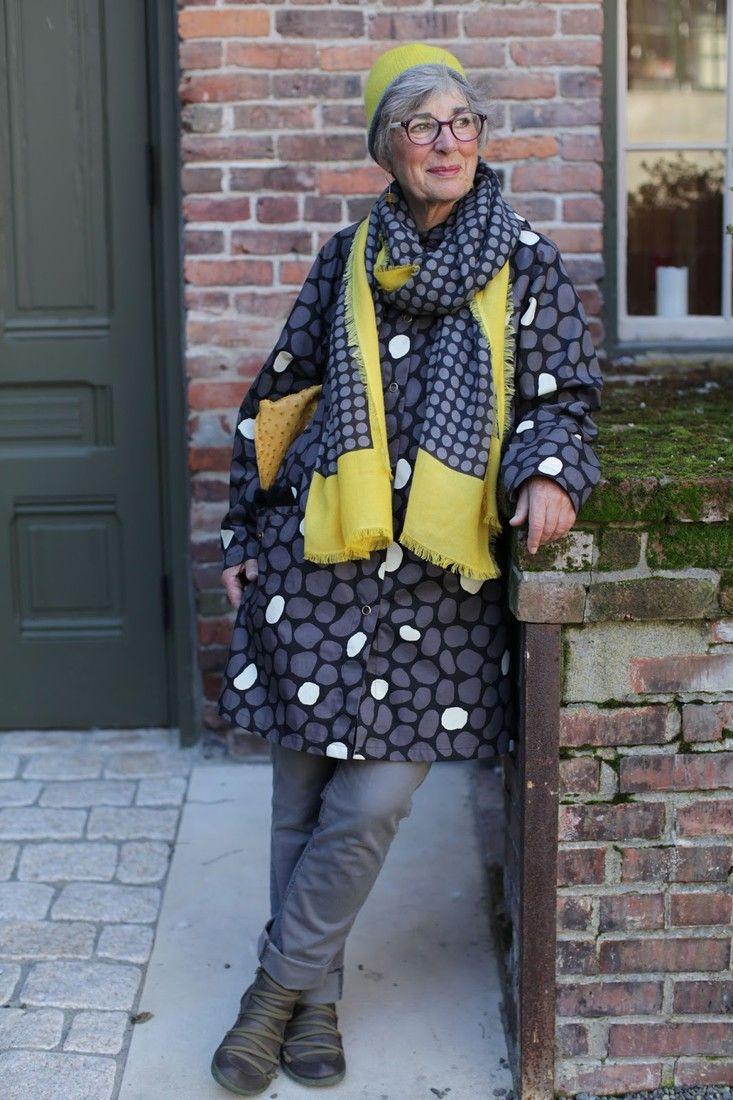 Мода вне возраста и времени: стильные образы пожилых людей - Ярмарка Мастеров - ручная работа, handmade