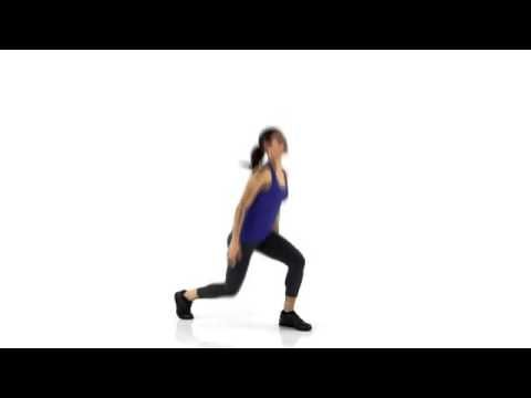 Mary Catherines (lunge split jump) - YouTube