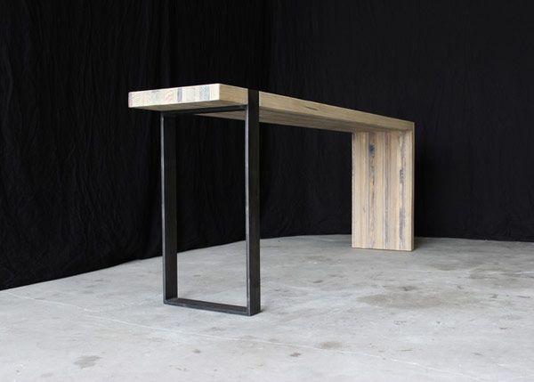 seventeen20 modern industrial furniture design - Modern Desk Design