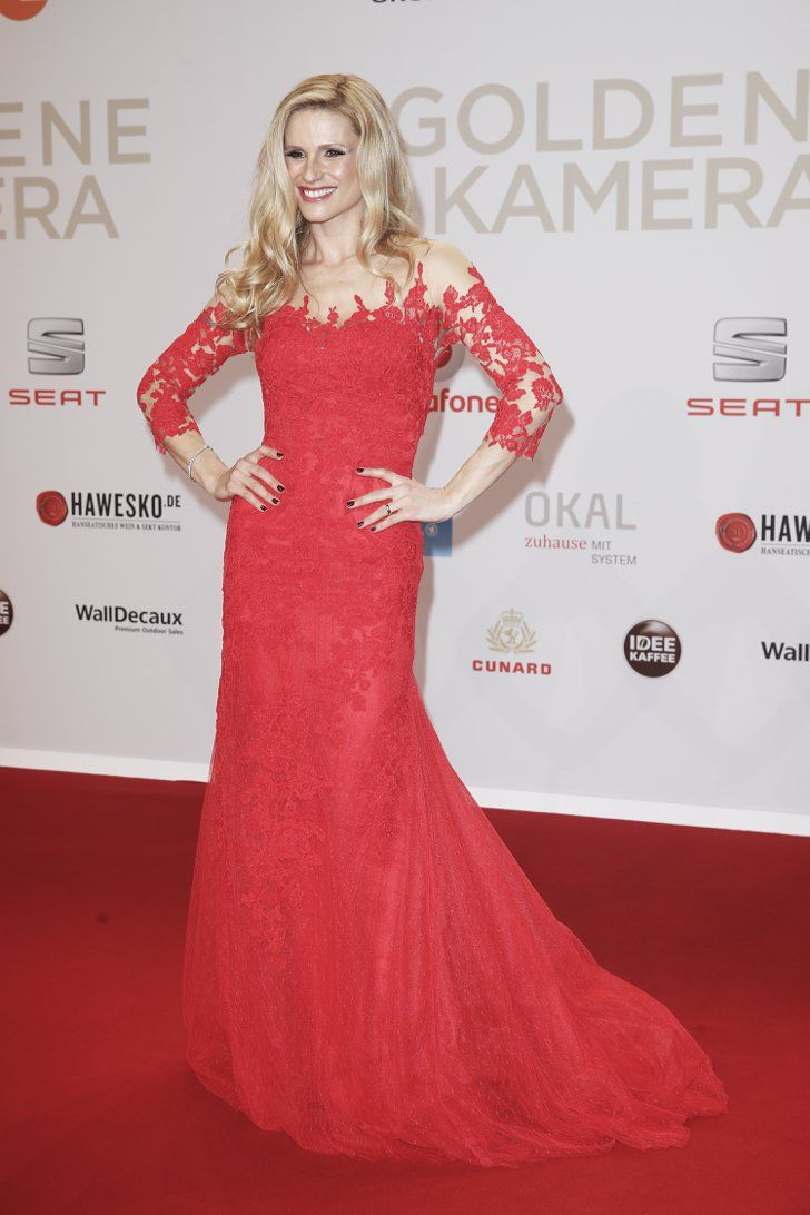 Pin for Later: Seht alle Stars bei der Goldenen Kamera Michelle Hunziker