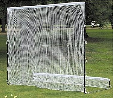 Beau Providing A Large Hitting Area This Golf Hitting And Driving Practice Net  With Frame By AGXGOLF