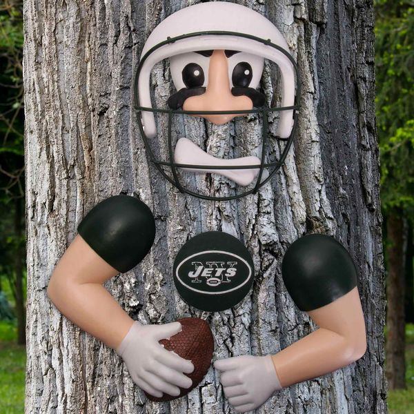 New York Jets Player Tree Face - $24.99