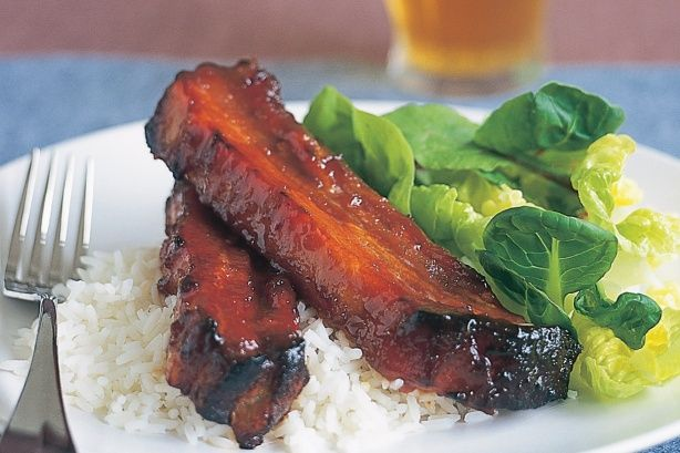 What Finger Food Is Best With Spare Ribs