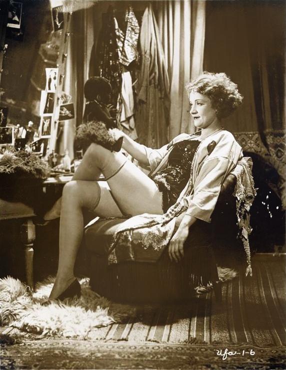 Marlene Dietrich - The Blue Angel 1930