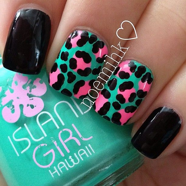 Give your nails a little love. Island girl brand is from Hawaii and it is super cheap and super amazing!