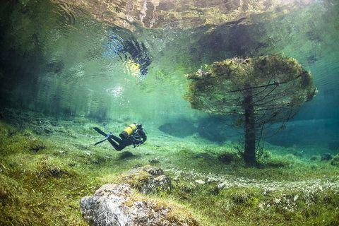 Grüner See (Green Lake)  #Austria #lake **