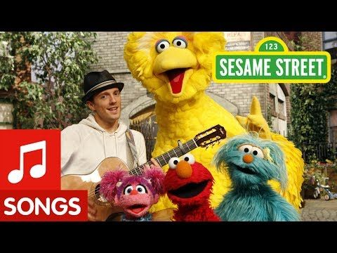 ▶ Sesame Street: Outdoors with Jason Mraz - YouTube (would love this for right before recess or getting ready to line up for end of day)