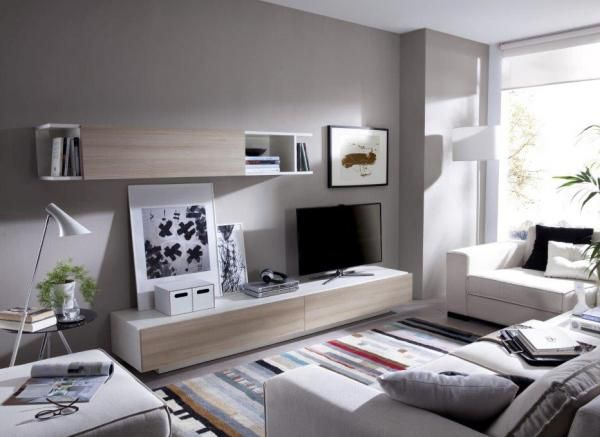 Contemporary Rimobel Duo Wall Cabinet and Sideboard Combination Various Finishes
