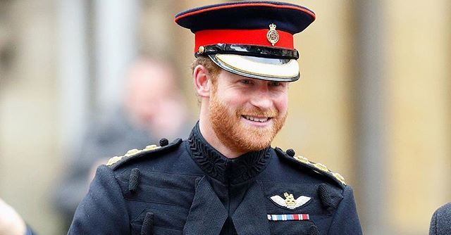 Prince Harry is back in the UK.  Tonight he will attend a Regimental Sergeant Major's Conference Dinner at Royal Military Academy Sandhurst. 🎊🎊🎊 #princeharry #welcomback