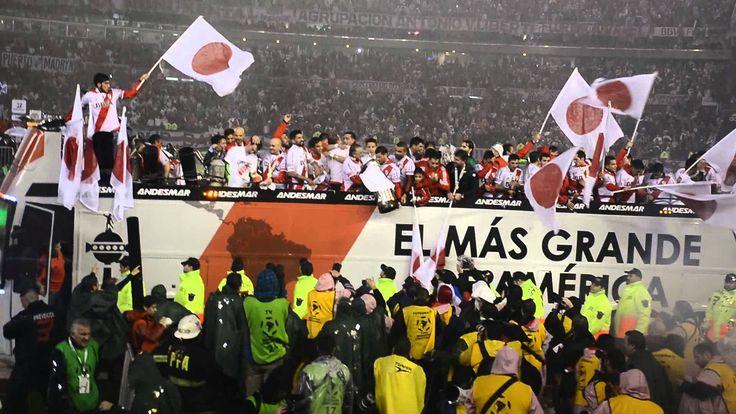 club atletico river plate campeon copa libertadores de america 2015
