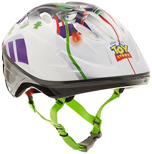Kids' Bike Helmets - Bell Toddlers Toy Story Star Commander Bike Helmet * Details can be found by clicking on the image.
