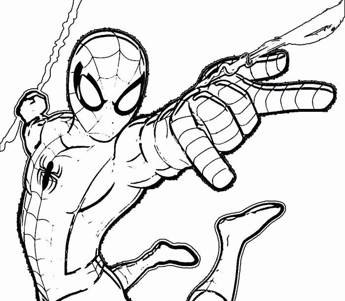 Amazing Spiderman 2 Coloring Pages Spiderman Coloring Cartoon Coloring Pages Superhero Coloring Pages