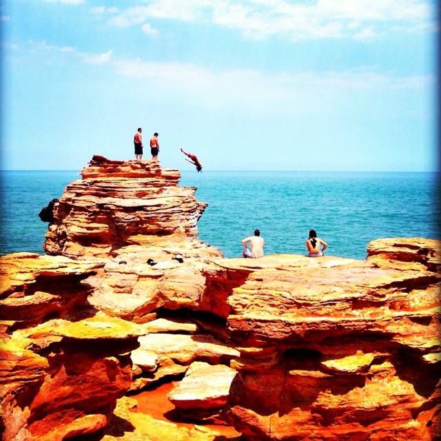 Guantheume point, Broome