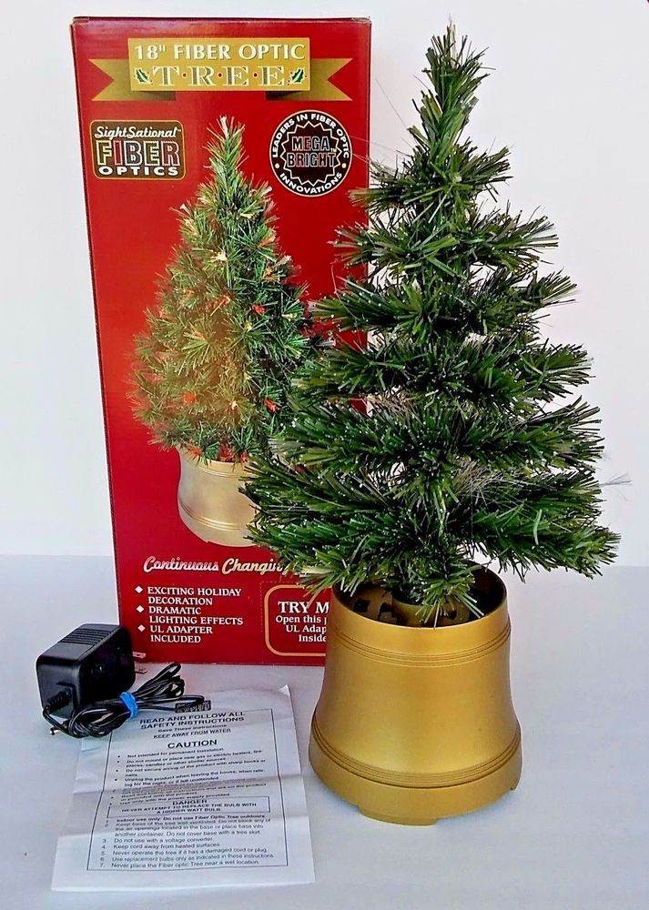Fiber Optic Christmas Tree Color Wheel