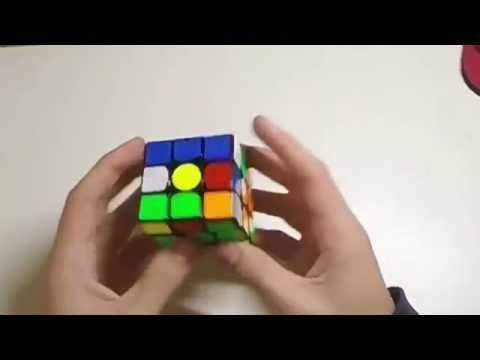 Feliks Zemdegs explica su metodo para armar cubo Rubik 3x3 (Parte 1)