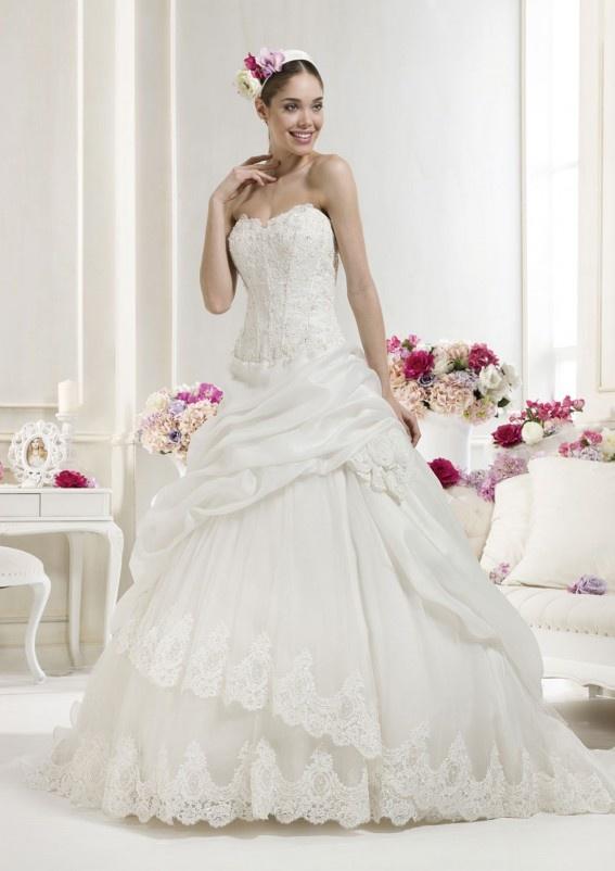 Collezione abiti da sposa #Colet 2012, abito da #sposa 63564