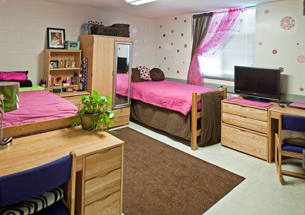 North Carolina Dorm Room Pictures