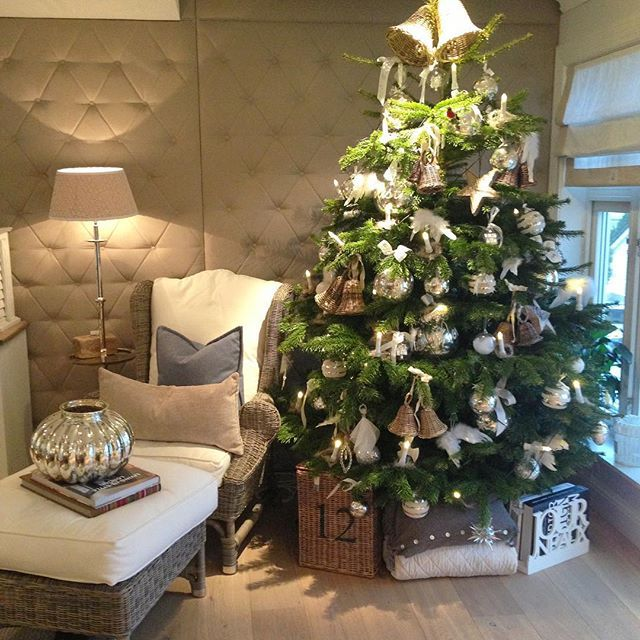 WEBSTA @ rmnorge - My Christmas tree, was it 3 years ago? A bit more rustic…