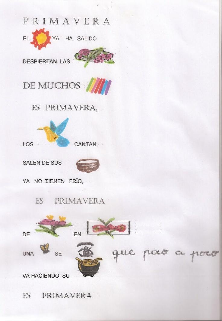 1 primaria 2012 13 escuelas bosque poesia de la for Poemas de invierno pablo neruda