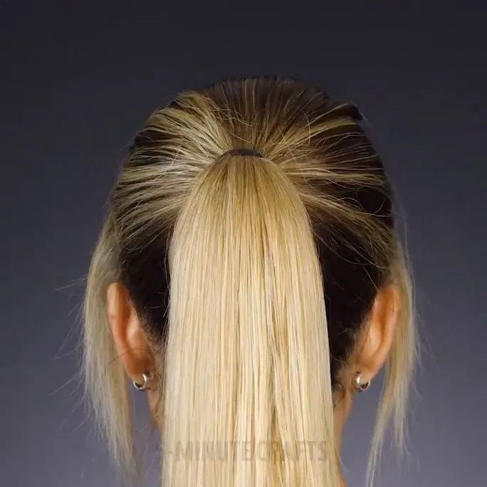 135 easy back hairstyles -page 23 > Homemytri.Com