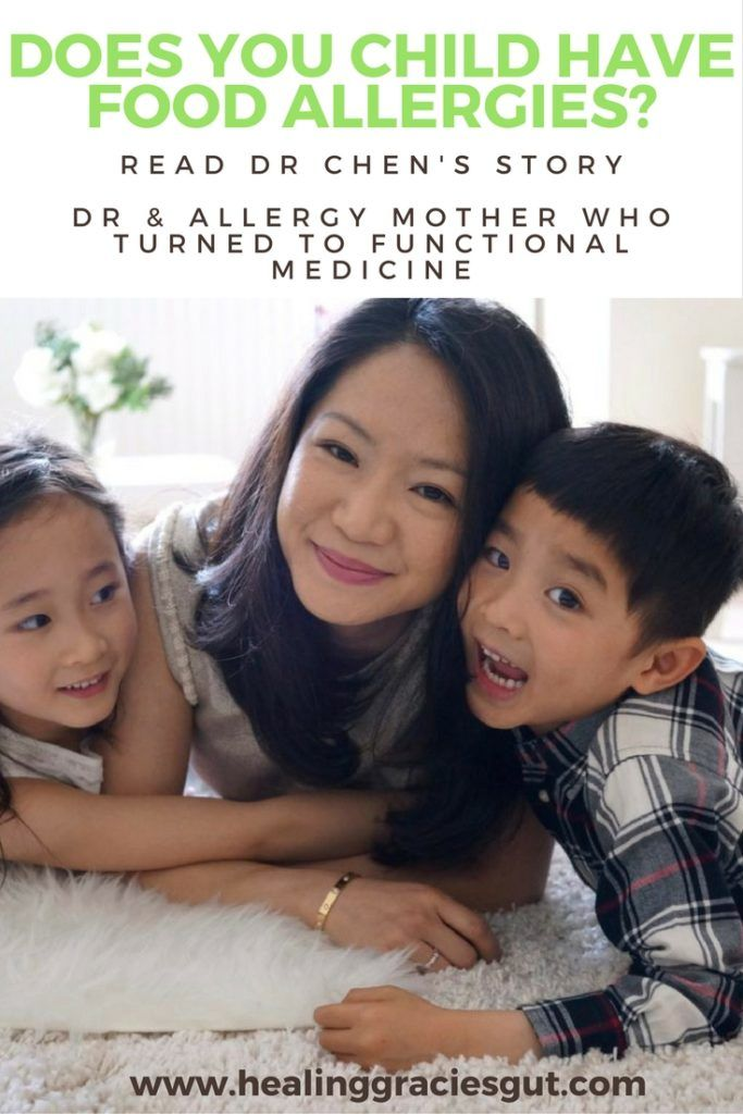 A doctor and allergy mum's journey to help her severely allergic children grow out of their allergies. If you're interested in functional medicine this is a must read.