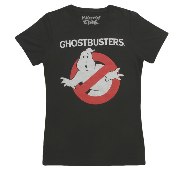 Womens Classic Ghostbusters T-Shirt