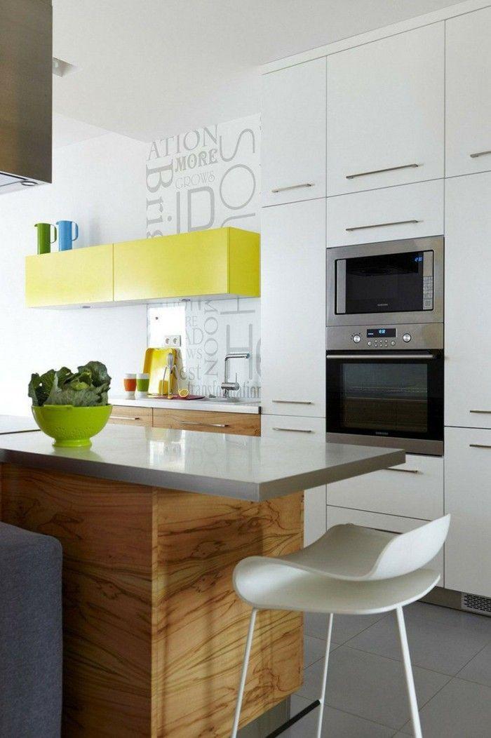 Más de 25 ideas increíbles sobre Küchen einrichten gestalten en - küchenmöbel selber streichen