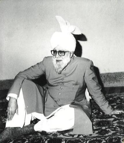 Hadhrat Mirza Nasir Ahmad