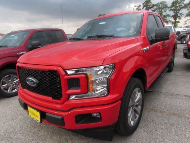2018 Ford F150 Xl 5 Miles Extended Cab Twin Turbo Ford F150 Xl Ford F150 Twin Turbo