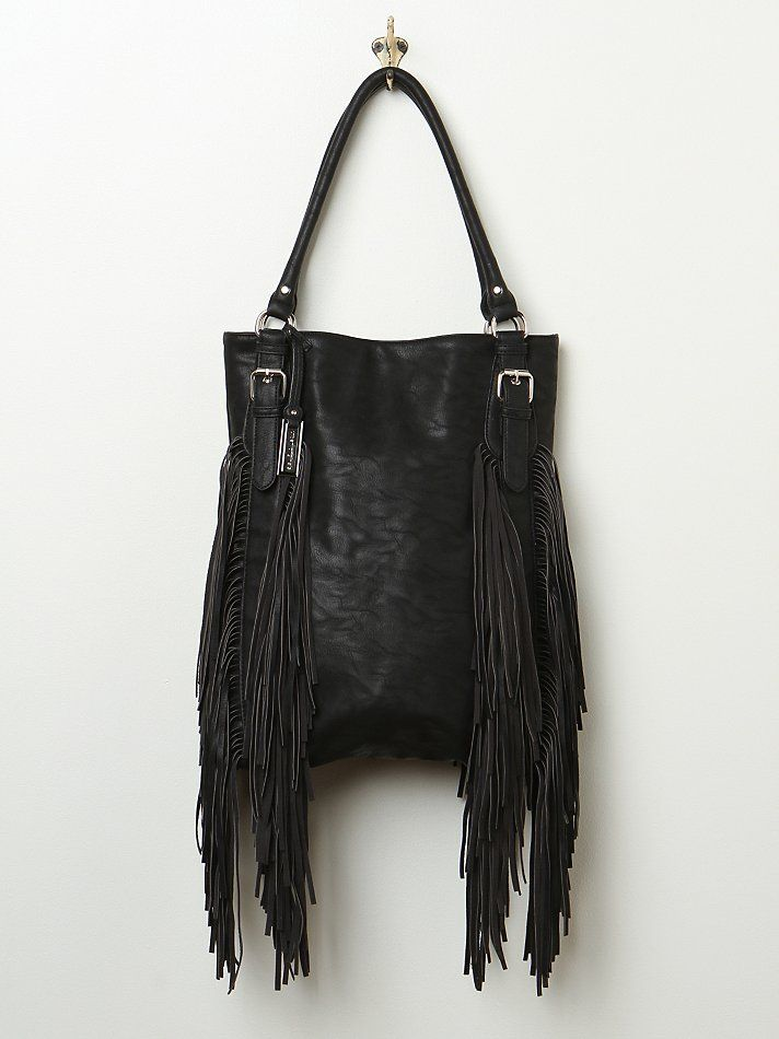 Urban Originals Vegan Crazyheart Tote At Free People Clothing Boutique Obsessed In 2018 Pinterest Bags Fringe And Purses