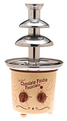83 best chocolate fountain images on pinterest chocolate fountains old fashioned chocolate fondue fountain instructions chocolate fountain sale fandeluxe Image collections