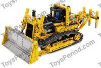 LEGO 8275 Motorized Bulldozer Image 1