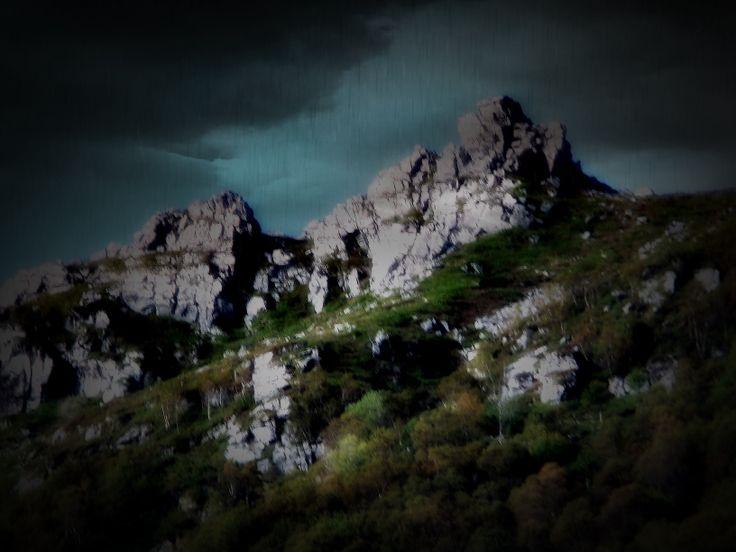 The Eagle Mountain in Sula
