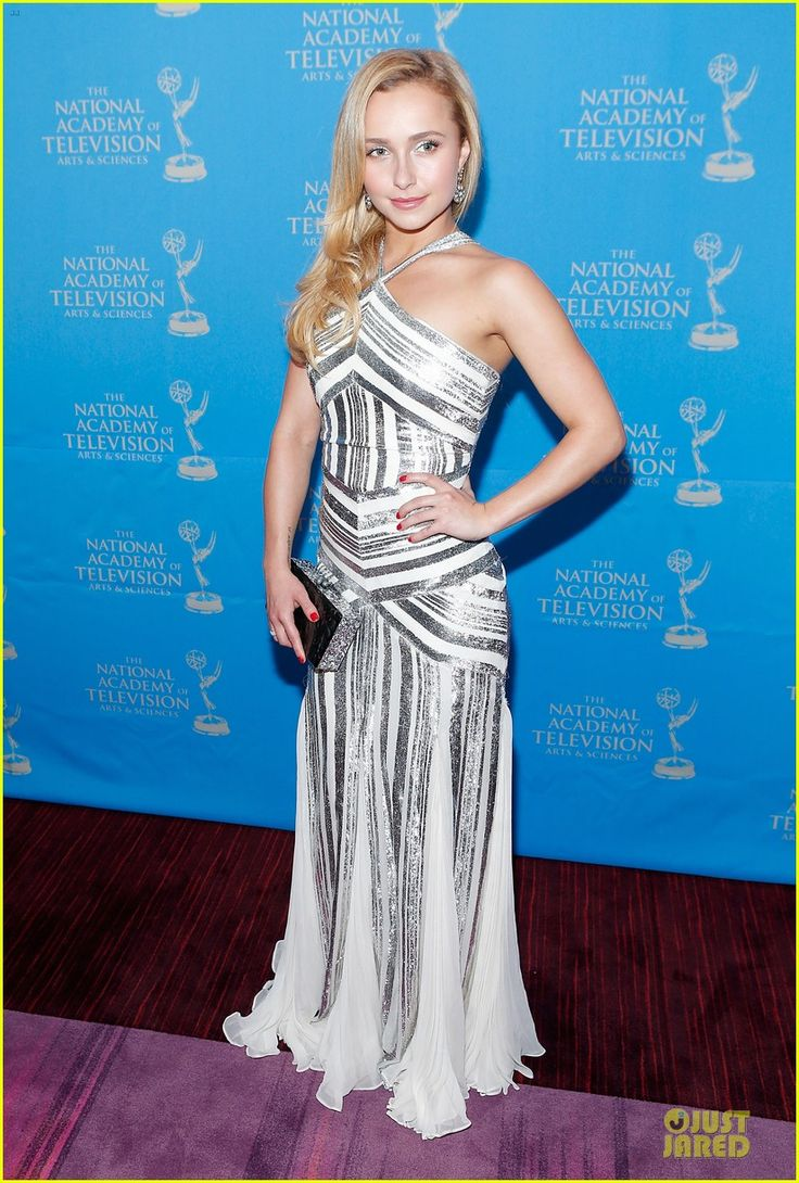 Hayden Panettiere is shimmering while attending the 2013 Sports Emmy Awards Reception held at Lincoln Center on Tuesday (May 7) in New York City.     The 23-year-old…