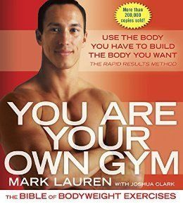 You Are Your Own Gym: The Bible of Bodyweight Exercises (Kindle Ebook) $1.99 #LavaHot http://www.lavahotdeals.com/us/cheap/gym-bible-bodyweight-exercises-kindle-ebook-1-99/155338?utm_source=pinterest&utm_medium=rss&utm_campaign=at_lavahotdealsus