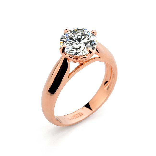 Ювелирных изделий обручальное кольцо для красивой девушки
