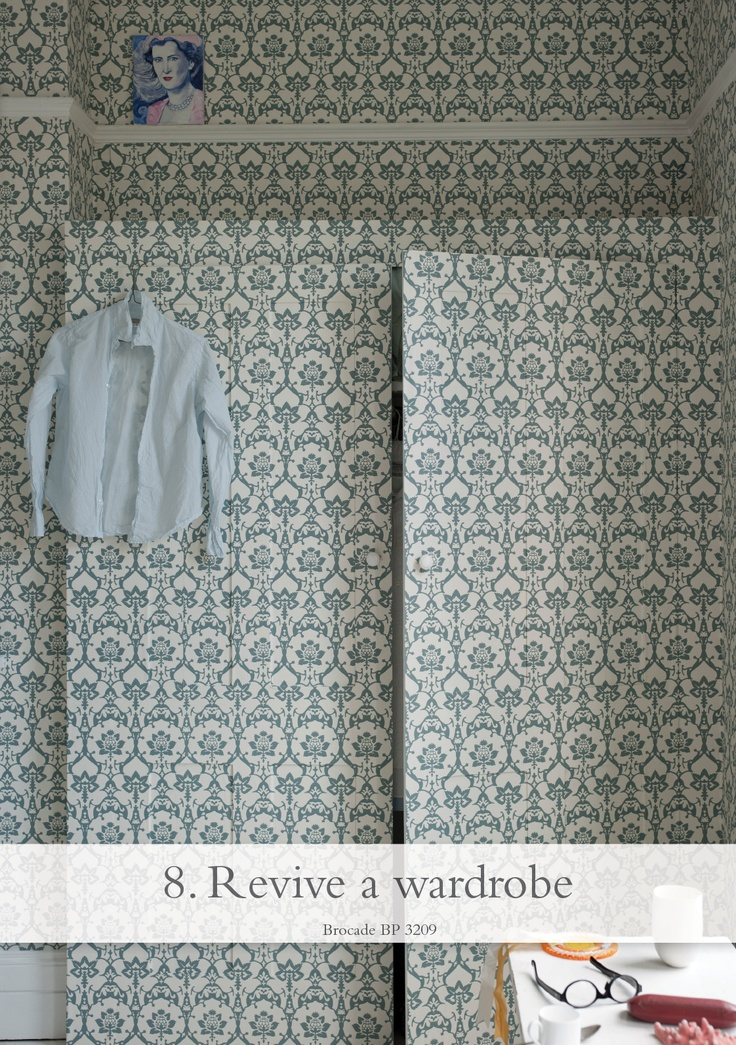 Revive a wardrobe - pictured Brocade BP 3209