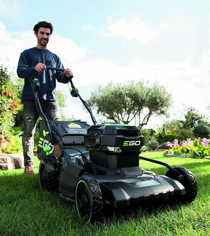 EGO Power+ 56 V LM2102E-SP on hiljainen ja nollapäästöinen akkuruohonleikkuri. Tässä ruohonleikkurissa on 56 -volttinen litium-ion -akku, jolla saat jopa 40% enemmän tehoa kuin 37 -volttisilla akuilla. Myös tarvikkeet pihalle ja puutarhaan kätevästi Taloon.comista!
