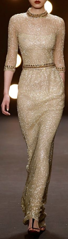 "Naeem Khan  (^.^) Thanks, Pinterest Pinners, for stopping by, viewing, re-pinning, & following my boards.  Have a beautiful day! ^..^ and ""Feel free to share on Pinterest ^..^ #fashion   #fashionupdates"