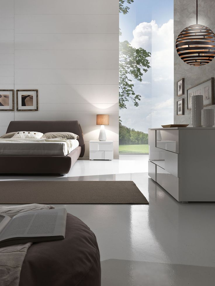 Blue Moon collection born from the harmonic composition of the elements, and express themselves consistently according to the canons furnishing precise, clear and linear. http://www.giessegi.it/it/camere-matrimoniali-moderne?utm_source=pinterest.com&utm_medium=post&utm_content=&utm_campaign=post-camera