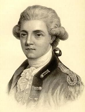 John Andre, Benedict Arnold's spymaster and organizer of the Meschianza www.earlyamerica.com